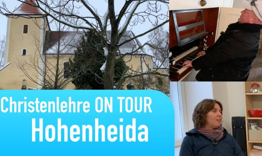 "Christenlehrevideo ""On Tour in Hohenheida"""